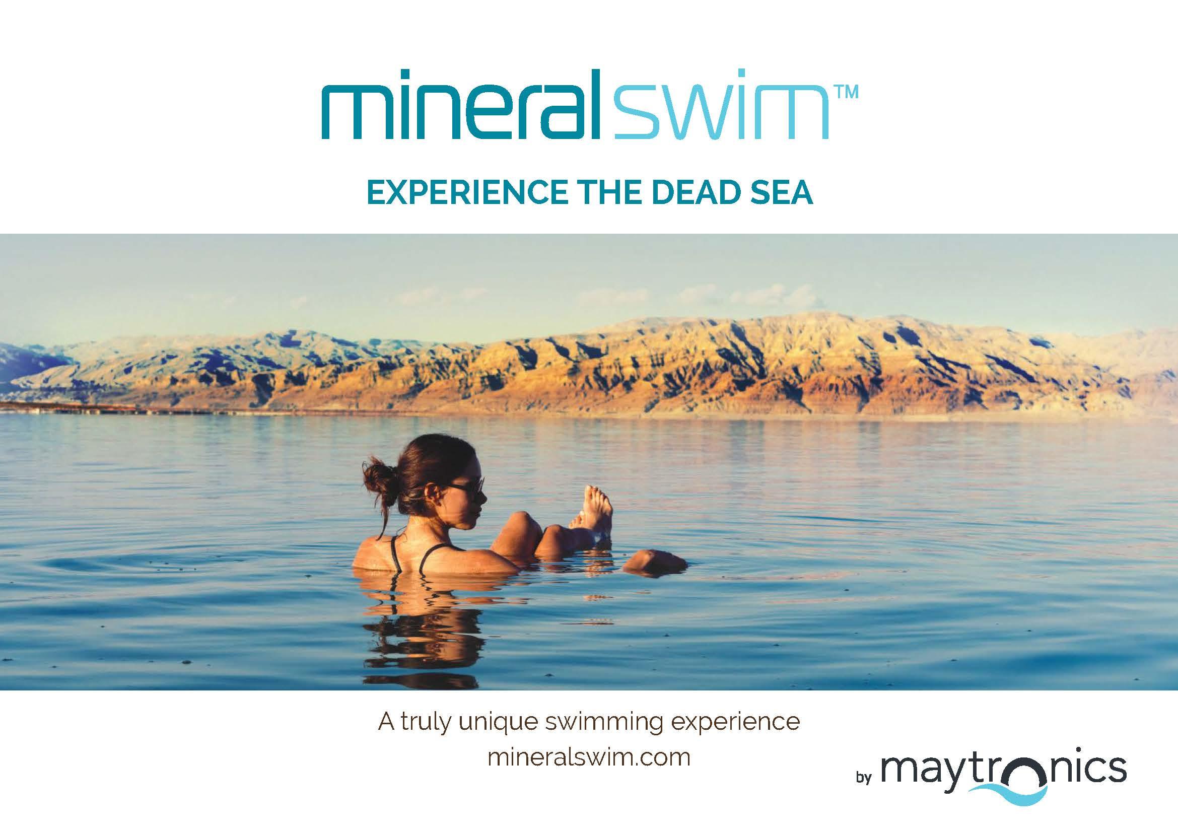 Tap Water v Dead Sea Water